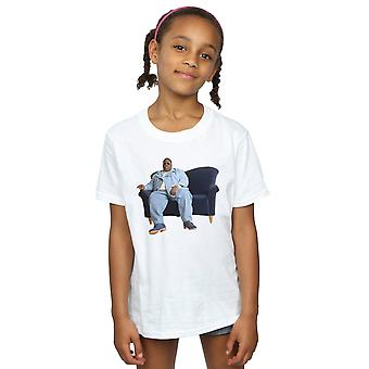 Notorious BIG Girls Blue Couch T-Shirt