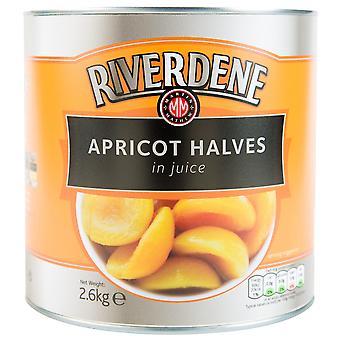 Riverdene Apricot Halves in Juice