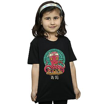 Vincent Trinidad Girls Octo Sushi T-Shirt