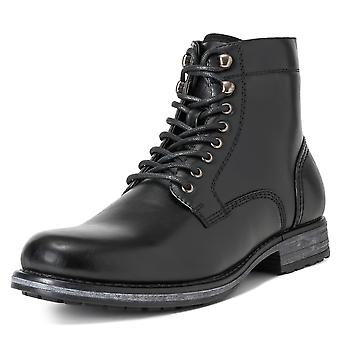 Mens Queensberry Brody Business Smart Leather Office Formal Ankle Boots UK 6-14