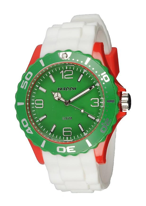 Waooh - Shows MC42 Tricolore rood & groen
