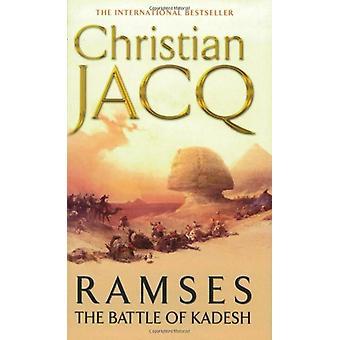 The Battle of Kadesh by The Battle of Kadesh - 9780671010225 Book