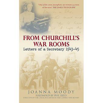 Van Churchill's War Rooms - brieven van een secretaresse 1943-45 door Joanna