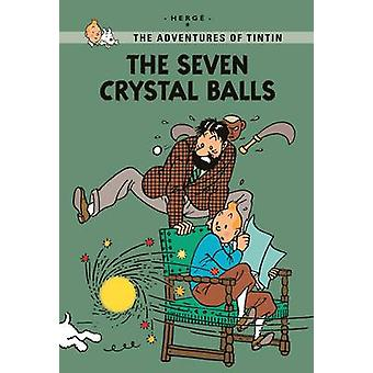 The Seven Crystal Balls by Georges Remi Herge - 9781405275248 Book