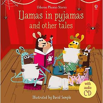 Llamas in Pajamas and Other Tales by Russell Punter - Lesley Sims - D