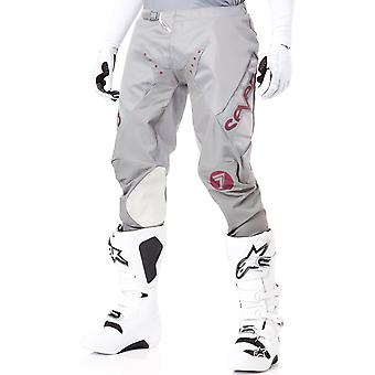 Seven MX Grey-Maroon 2018 Zero Odyssey - Limited Edition MX Pant