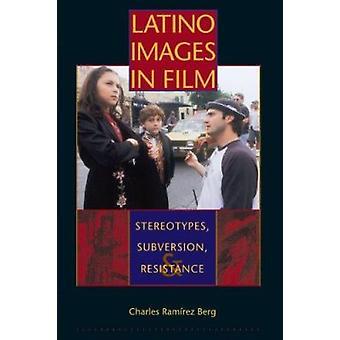 Latino Bilder im Film - Klischees - Subversion und Widerstand von Cha