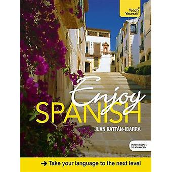 Desfrute de espanhol intermediário ao curso intermediário superior - livro e CD