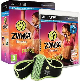 Zumba Fitness Join The Party - Factory Sealed