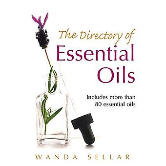 Katalogen av eteriska oljor