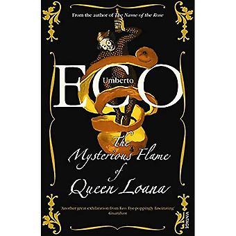Die geheimnisvolle Flamme der Königin Loana: ein illustrierter Roman