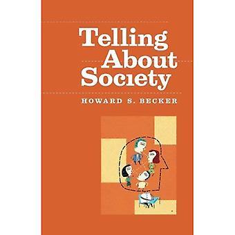 Berätta om samhället (Chicago guider till skrivande, redigering & publicering)