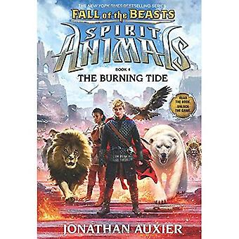 Fall of the Beasts 4: The Burning Tide