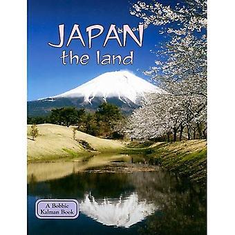 Japan the Land (Lands, Peoples & Cultures)