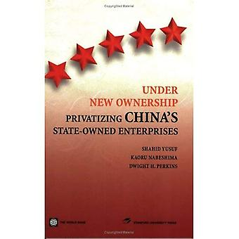 Under New Ownership: Privatizing China&191;s State-Owned Enterprises