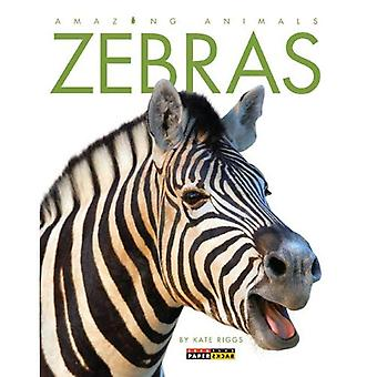 Zebras (Amazing Animals (Creative Education Paperback))