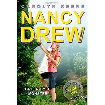 Monstre aux yeux verts: Réservez l'une dans la trilogie de mystère Eco (fille de Nancy Drew détective (Aladdin))