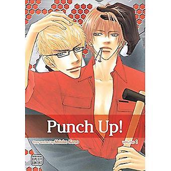 Punch Up! 1 - Yaoi Manga