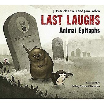 Last Laughs: Animal Epitaphs