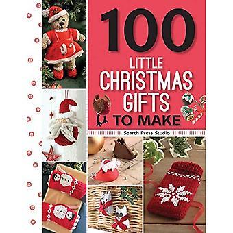100 regalos de Navidad poco hacer (100 a hacer) (100 regalitos para hacer)