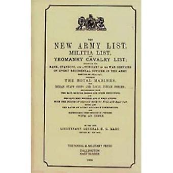 Harts jährliche Armeeliste für 1895