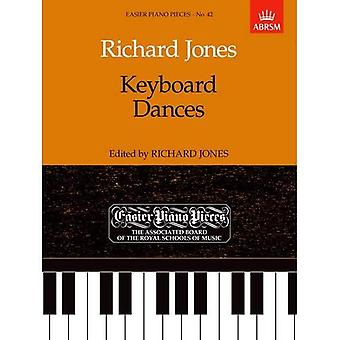 Keyboard Dances: Easier Piano Pieces 42 (Easier Piano Pieces (ABRSM))