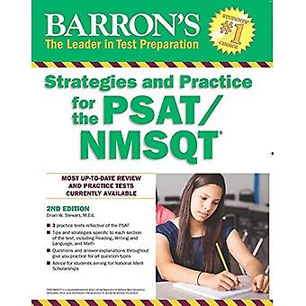 Barron's Strategies and Practice for the PSAT/NMSQT