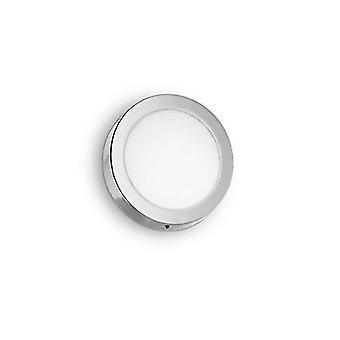 Ideal Lux - Universal pequeño blanco redondo LED color IDL138596