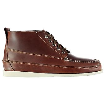 Bass Weejuns Mens Ranger Pull Up Boots