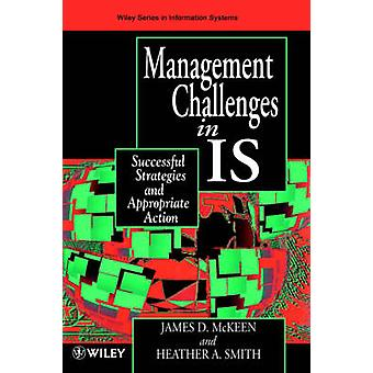 Sistemas de información en la gestión es nuevas estrategias y medidas por D. J. y McKeen