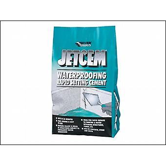 JETCEM WATER PROOFING RAPID SET CEMENT (SINGLE 3KG PACK)