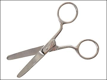 Faithfull Pocket Scissors 100mm (4in)