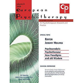 European Psychotherapy Vol. 8 by Krause & Rainer