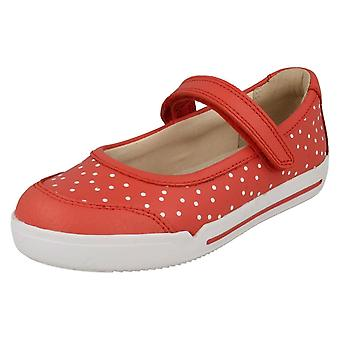 d13973fd362 Girls Clarks Mary Jane Styled Shoes Emery Halo K