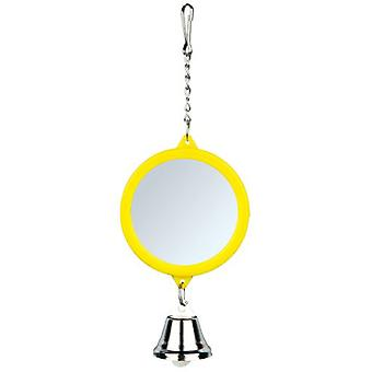 Trixie Mirror for Birds with chain and bell (Birds , Bird Cage Accessories , Mirrors)