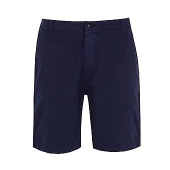 Albam Hartfield Navy Shorts