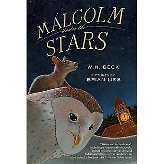 Malcolm Under the Stars by W H Beck - Brian Lies - 9780544813120 Book