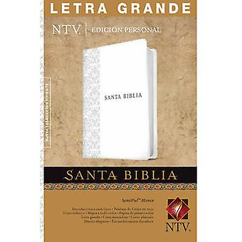 Personal Large Print Bible-Ntv - 9781496414977 Book