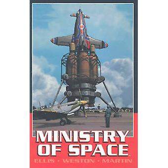 Ministry of Space by Ministry of Space - 9781582404233 Book