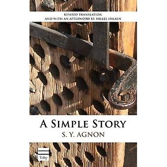 A Simple Story by S. Y. Agnon - 9781592643585 Book
