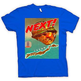 Kids t-skjorte - Japan-krigen plakat T skjorte