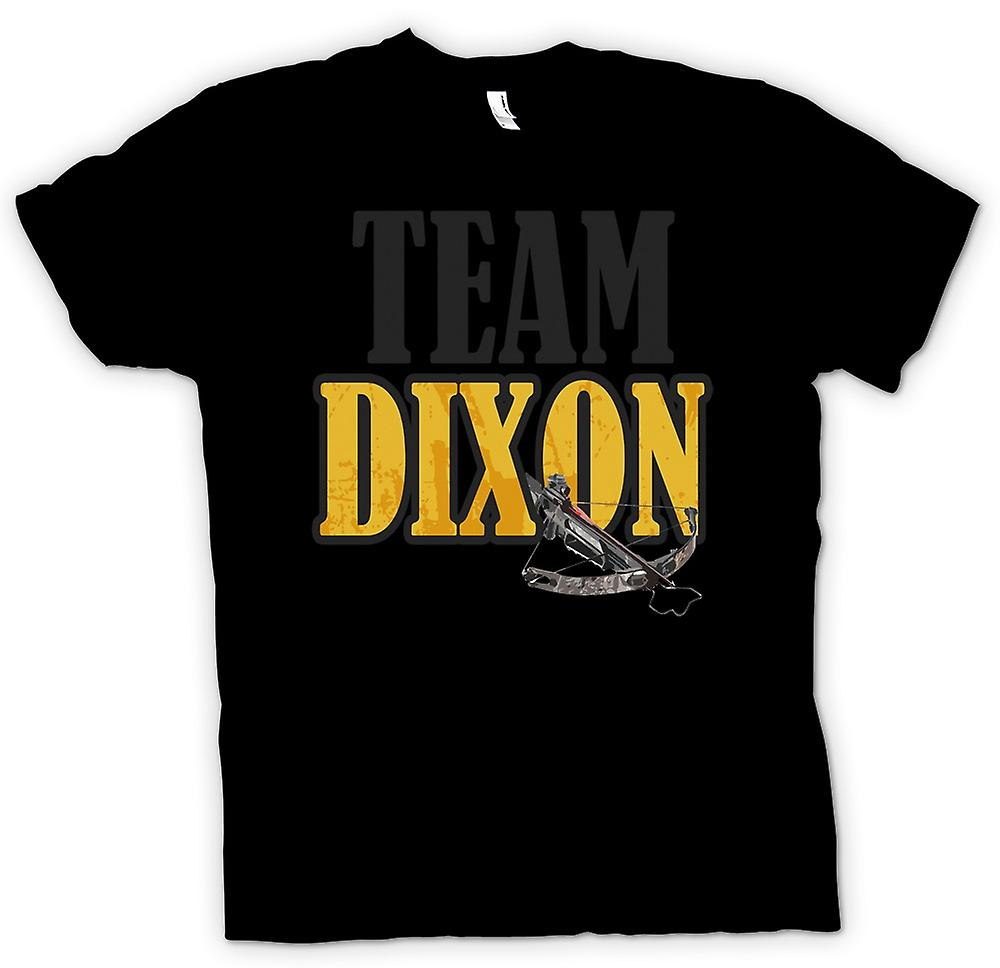 Kids T-shirt - Team Dixon - Crossbow - Funny