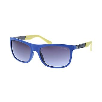 Guess Men Blue Sunglasses -- GU68458224