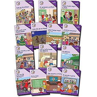 Learn Spanish with Luis y Sofia, Part 2 Storybook Pack, Years 5-6: Pack of 14 Storybooks (Learn Spanish with Luis y Sofia,a� Part 2 Storybooks)