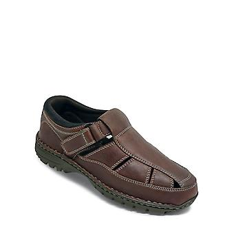 Mens Leather Sandal/Shoe