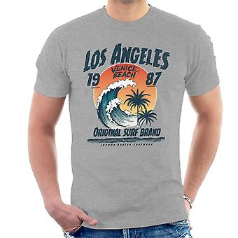 London Banter Los Angeles Original Surf Men's T-Shirt
