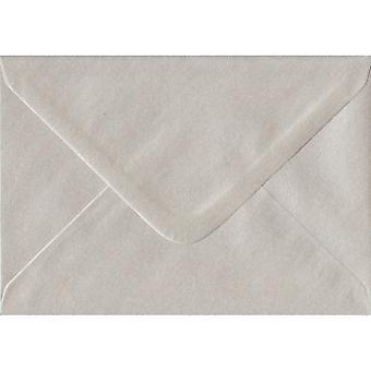 Oyster Pearl Gummed Gift/Place Card Coloured Ivory Envelopes. 100gsm FSC Sustainable Paper. 70mm x 110mm. Banker Style Envelope.