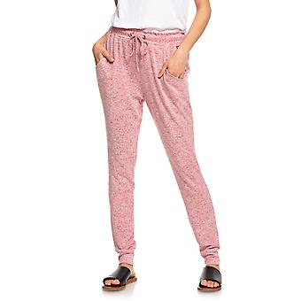 Roxy Young Womens Just Yesterday Super Soft Joggers - Rosette Pink