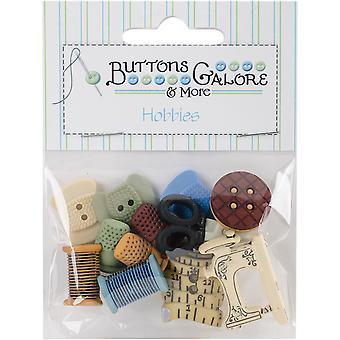 Button Theme Pack-Sewing BTP-4099