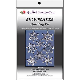 Quilling Kits Snowflakes Q40 3